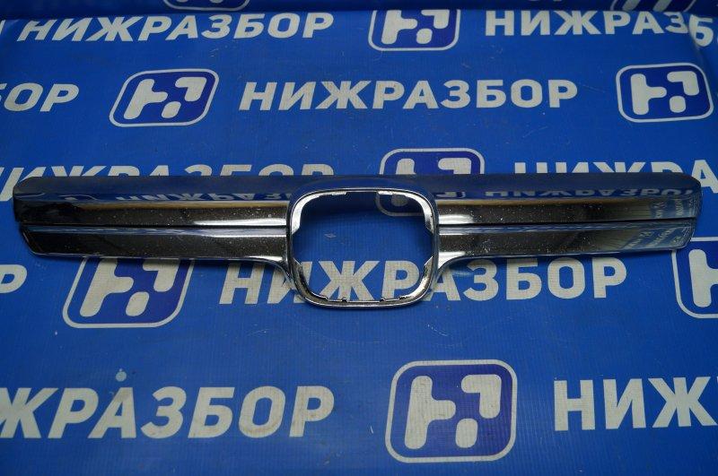 Накладка на решетку радиатора Honda Cr-V  3 2007 (б/у)