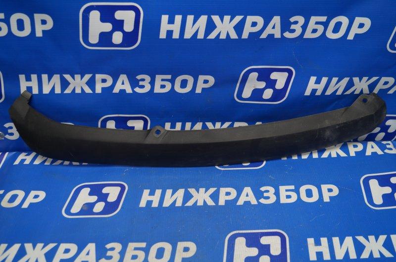 Спойлер бампера Ford Focus 3 2011 передний правый (б/у)
