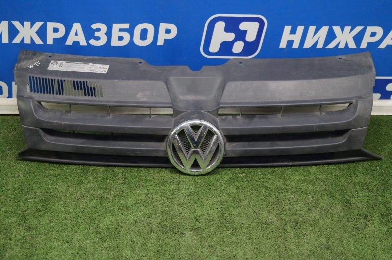 Решетка радиатора Volkswagen Transporter T5 2003 (б/у)