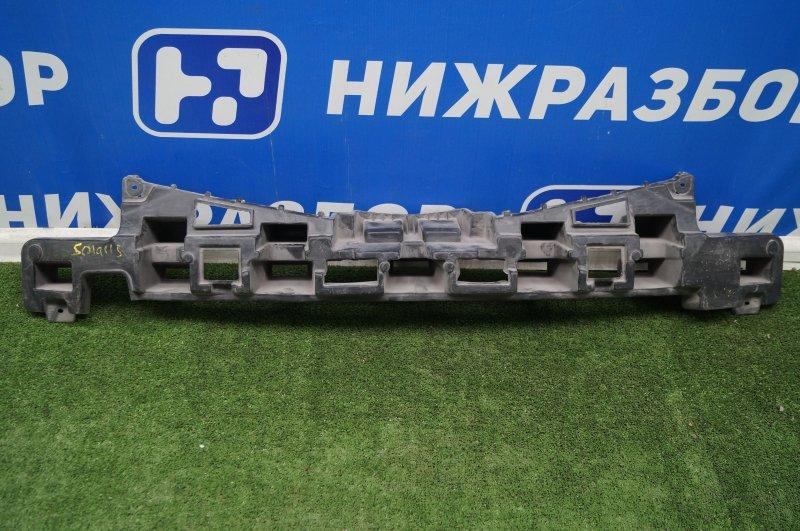 Наполнитель бампера Hyundai Solaris 1 2010 передний (б/у)