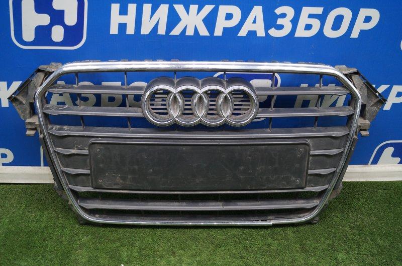 Решетка радиатора Audi A4 B8 2007 (б/у)