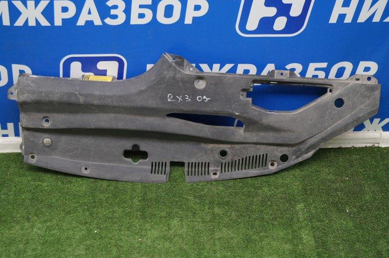 Кожух замка капота Lexus Rx 350 (3) AL10 2011 (б/у)