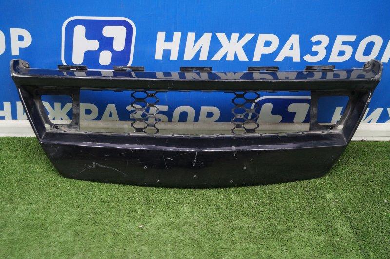 Накладка бампера Kia Cerato 2 2009 передняя (б/у)
