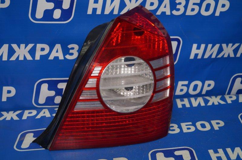 Фонарь Hyundai Elantra XD 2000 задний правый (б/у)