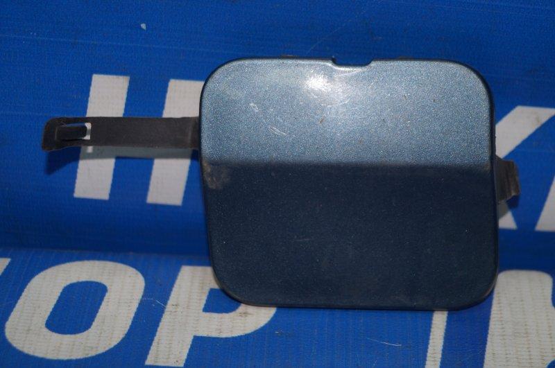Заглушка буксировочного крюка Renault Logan 2005 передняя (б/у)
