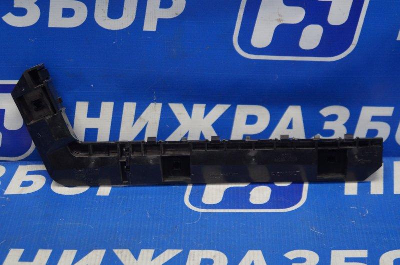 Направляющая бампера Renault Koleos HY 2008 задняя левая (б/у)