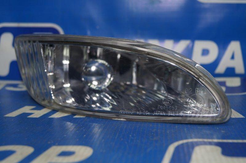 Фара противотуманная Lexus Rx 300/330/350/400H XU30 2003 передняя правая (б/у)