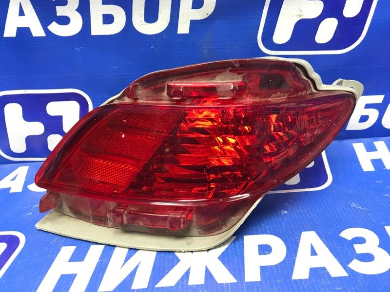 Фонарь в бампер Lexus Rx 350/450H 2009 задний левый (б/у)
