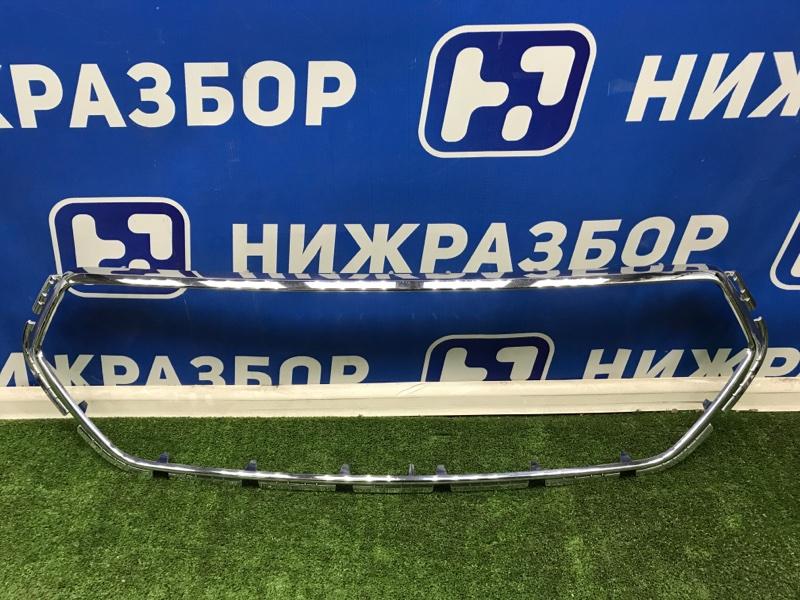 Накладка на решетку Ford Kuga 2 2012> передняя (б/у)