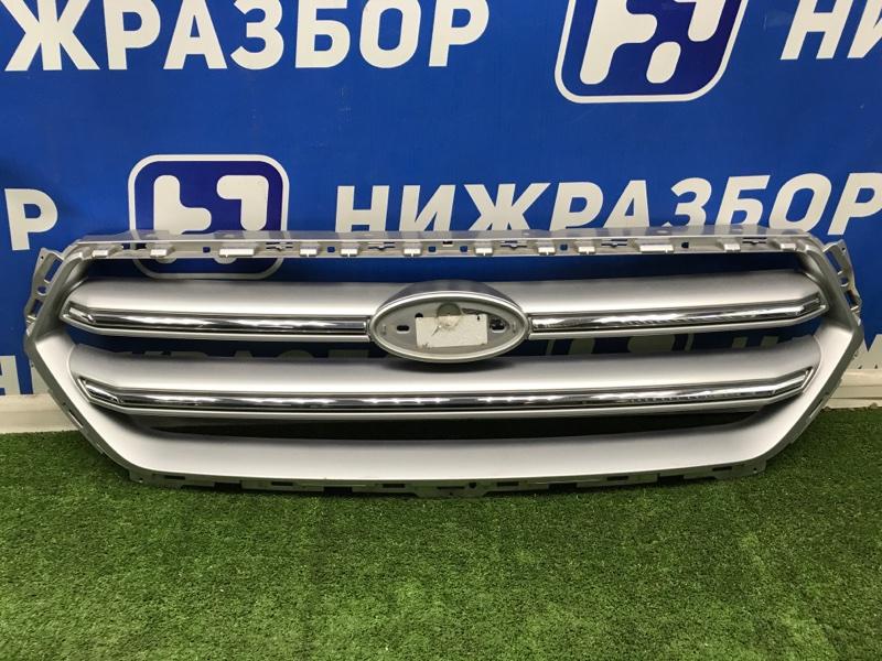 Решетка радиатора Ford Kuga 2 2012> передняя (б/у)