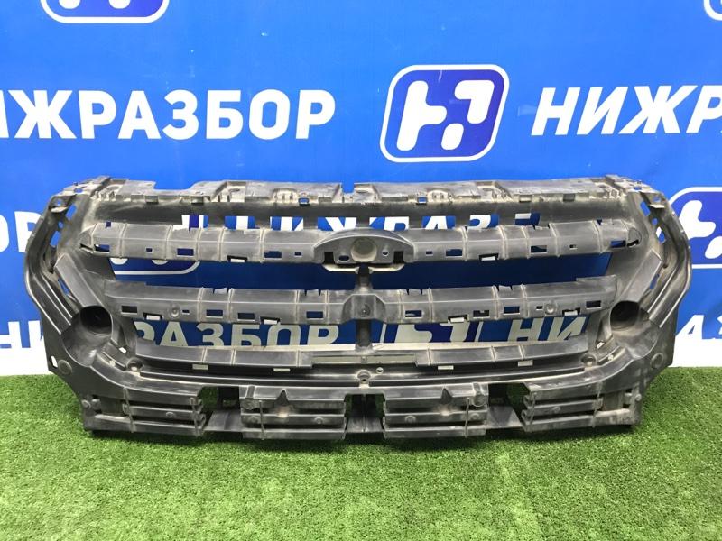 Кронштейн решетки радиатора Ford Kuga 2 2012> передний (б/у)
