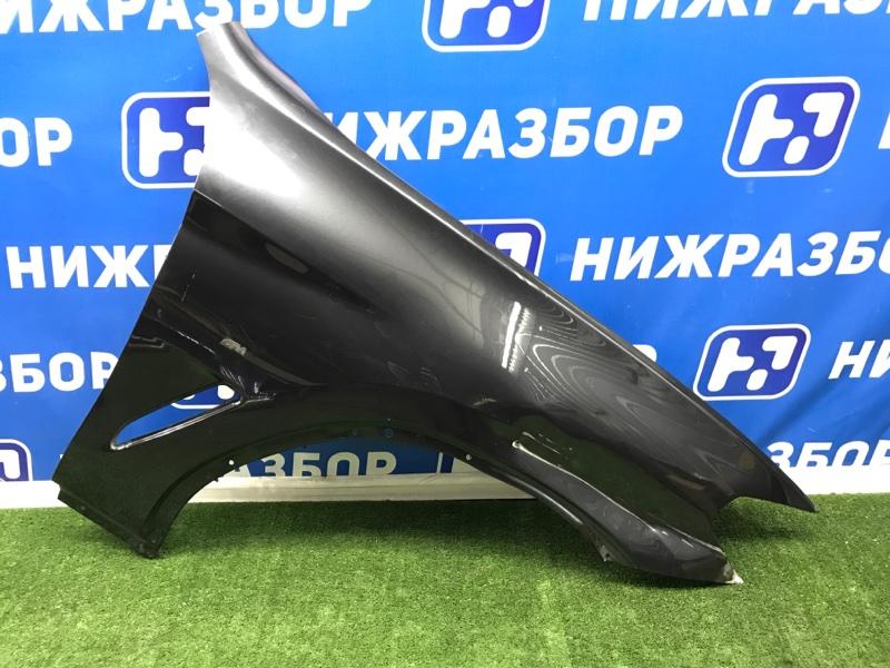 Крыло Bmw X4 G02 переднее правое (б/у)