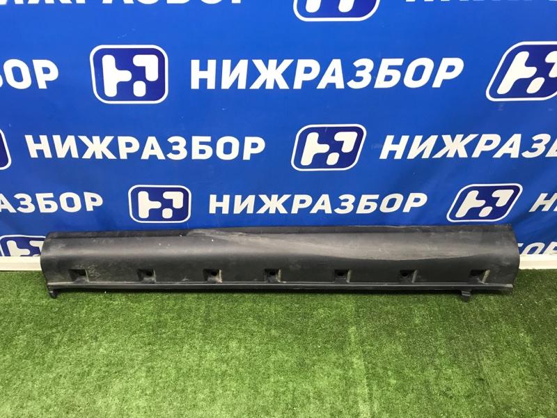 Накладка на порог (наружная) Suzuki Sx4 2006 левая (б/у)
