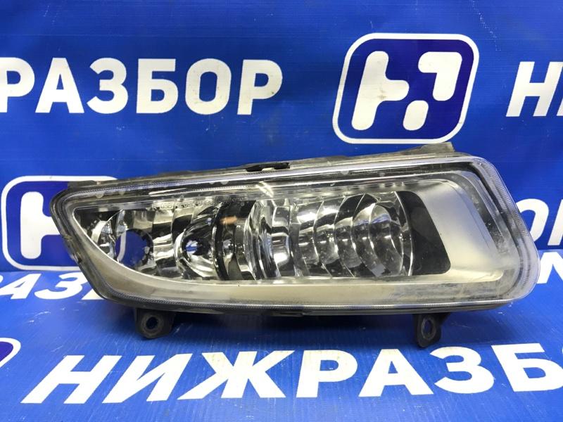 Фара противотуманная Volkswagen Polo передняя правая (б/у)