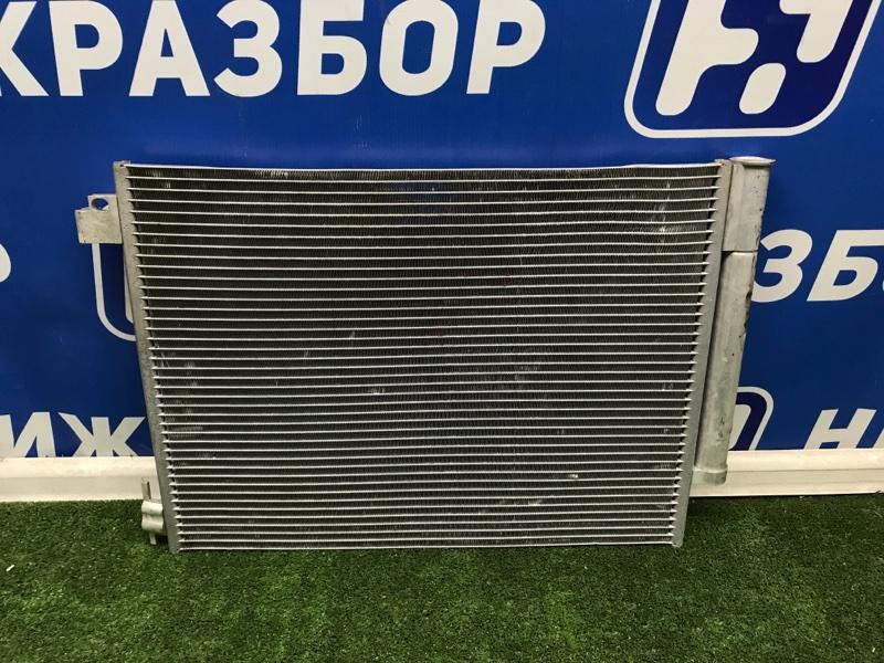 Радиатор кондиционера (конденсер) Lada Vesta передний (б/у)