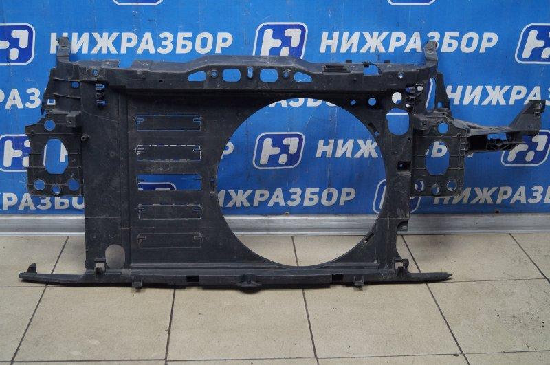 Панель передняя, телевизор Mini Cooper R-56 2000> (б/у)