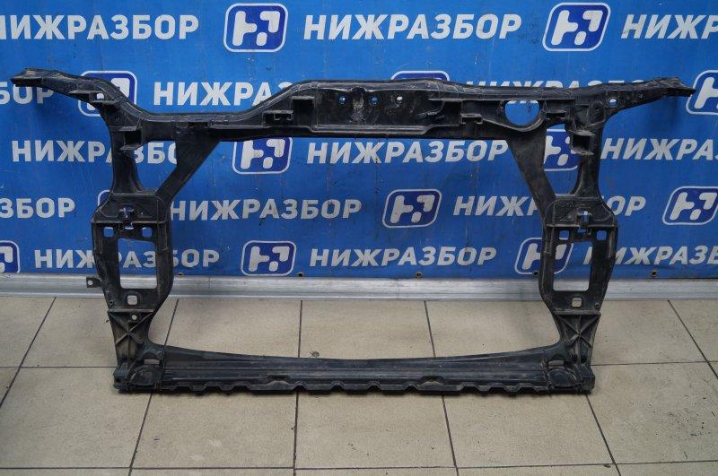 Панель передняя, телевизор Audi Q5 8R 2008 (б/у)