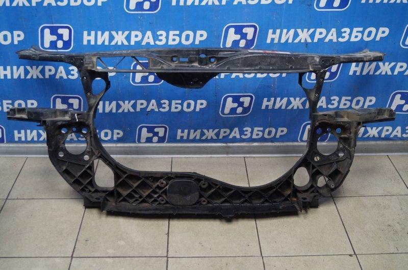 Панель передняя, телевизор Audi A4 B6 2000 (б/у)