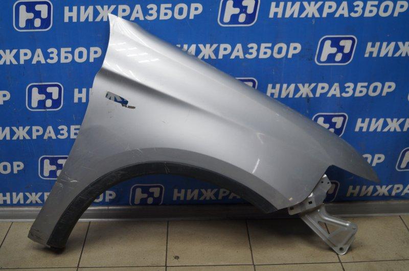 Крыло Mitsubishi Outlander 3 GF 2012> переднее правое (б/у)