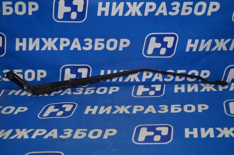 Поводок стеклоочистителя Peugeot 206 передний правый (б/у)