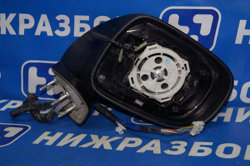 Зеркало электрическое Lexus Ls USF4# 2006 правое (б/у)