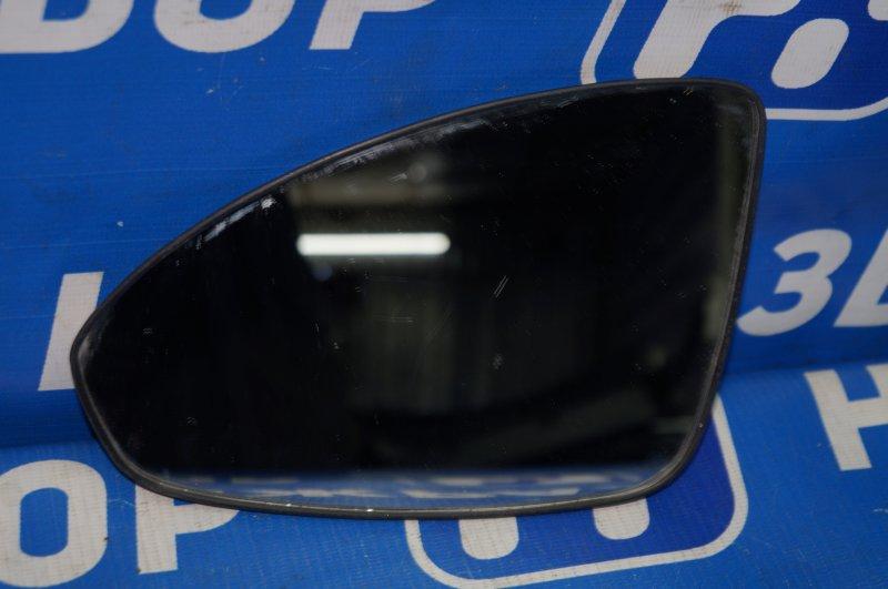 Стекло зеркала Chevrolet Cruze 2009 левое (б/у)