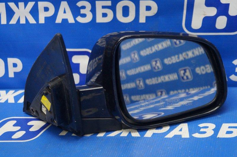 Зеркало электрическое Chevrolet Lacetti 2003 правое (б/у)