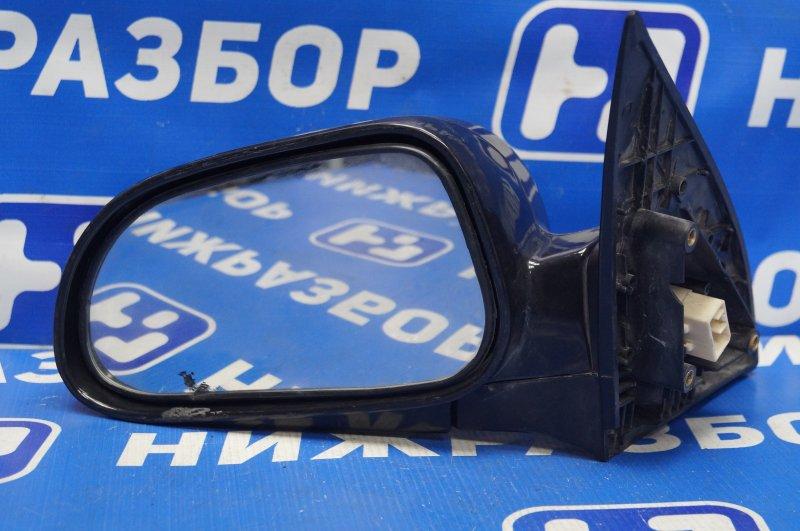 Зеркало электрическое Chevrolet Lacetti 2003 левое (б/у)