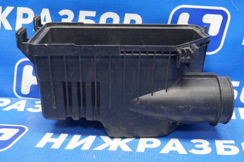 Корпус воздушного фильтра Hyundai Solaris 1 2010 верхний (б/у)