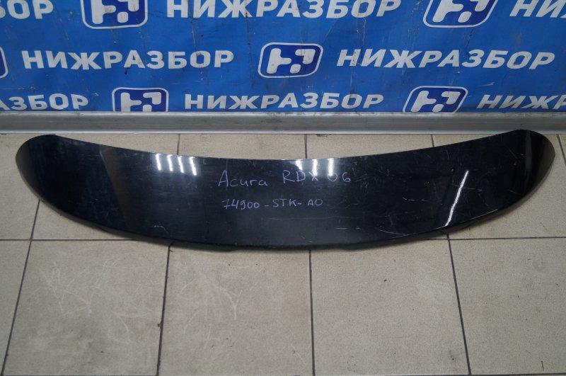 Спойлер багажника Acura Rdx TB1 2006 (б/у)