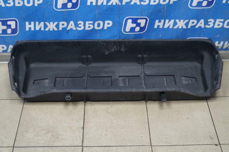 Пол багажника Nissan Juke (б/у)