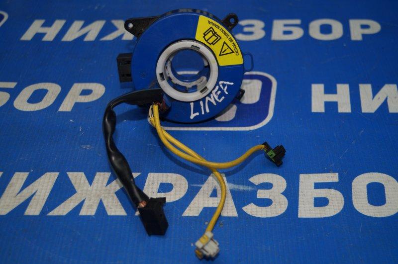 Шлейф подрулевой для srs Fiat Linea 1.4T 198A4000 2010 (б/у)