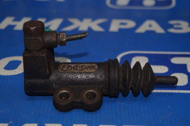 Цилиндр сцепления рабочий Kia Rio 3 QB 2010 (б/у)