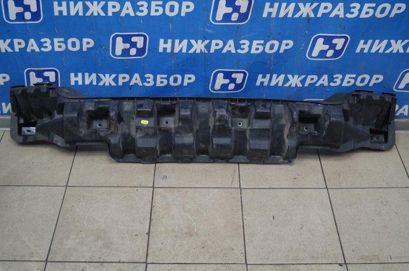 Усилитель бампера Peugeot 408 2012> задний (б/у)