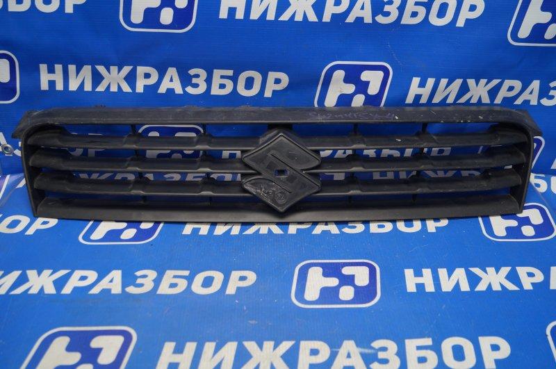 Решетка радиатора Suzuki Splash 2008 (б/у)