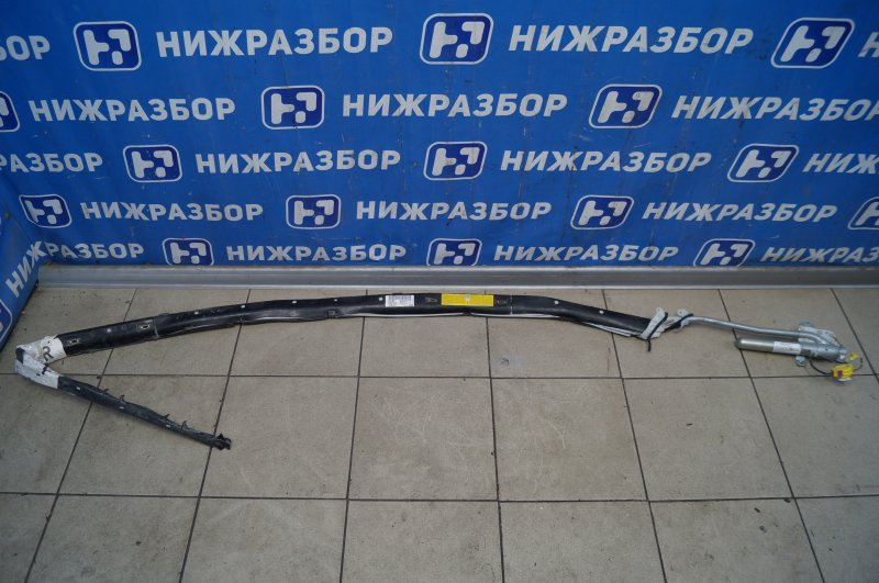 Шторка ( подушка безопасности ) Skoda Superb 2002 правая (б/у)