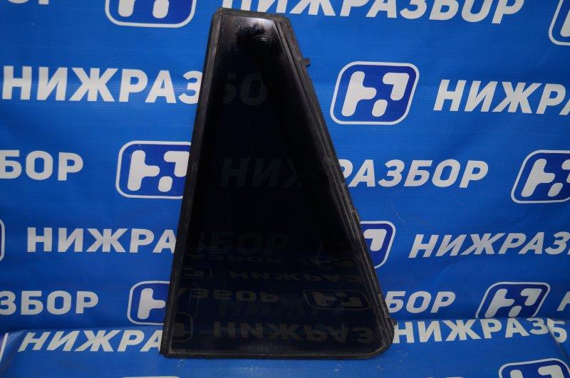 Форточка двери Bmw X5 F15 2013 задняя левая (б/у)