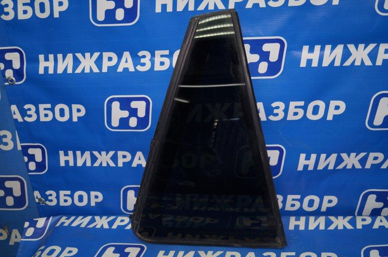 Форточка двери Bmw X5 F15 2013 задняя правая (б/у)
