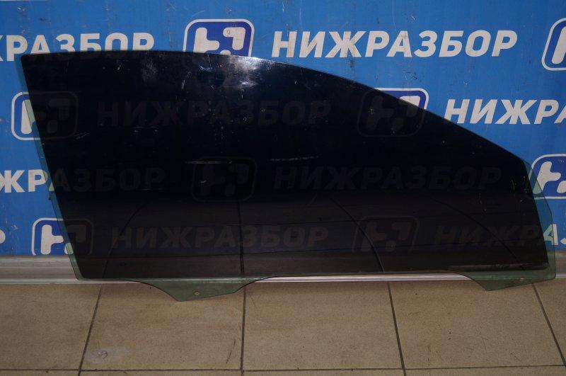 Стекло двери Peugeot 206 1998 переднее правое (б/у)