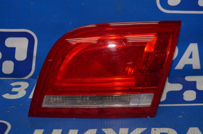 Фонарь внутренний Audi A3 8P 2003 задний правый (б/у)