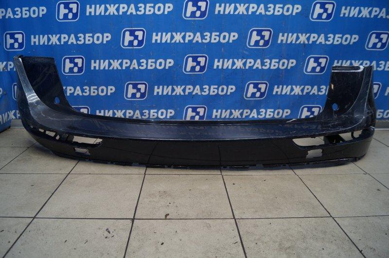 Бампер Audi Q5 8R 2008 задний (б/у)