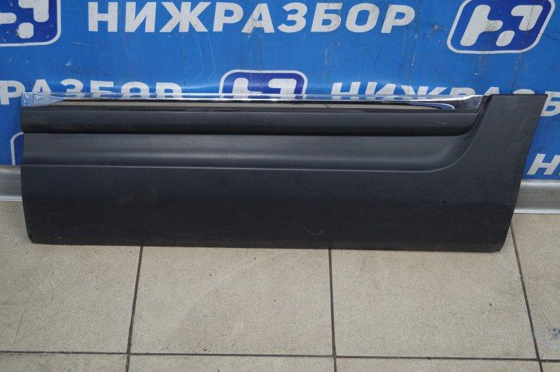 Накладка двери Ford Explorer 2011 задняя левая (б/у)