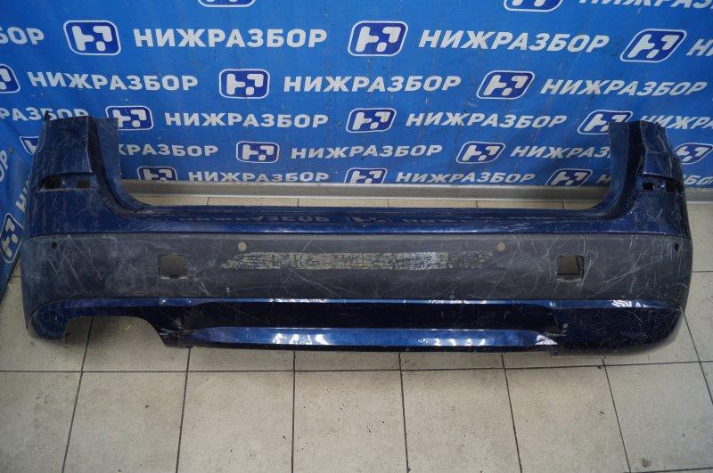 Бампер Bmw X3 F25 2010 задний (б/у)