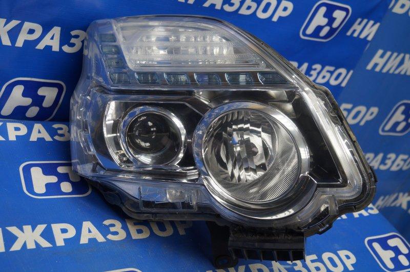Фара Nissan X-Trail T31 2007 правая (б/у)
