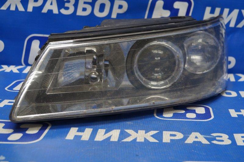 Фара Hyundai Sonata 5 NF 2005 левая (б/у)