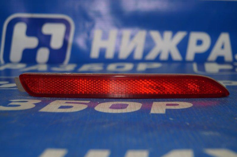 Отражатель в бампер Lexus Rx 300 (1) MCU10 1998 задний правый (б/у)