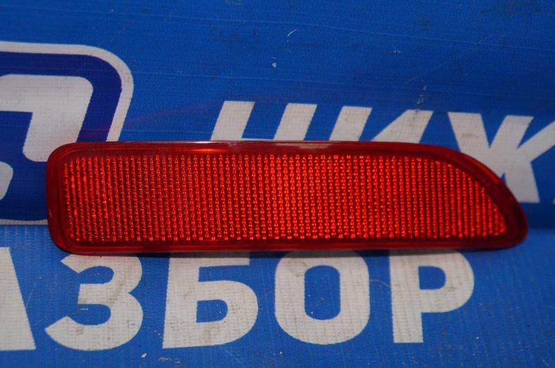 Отражатель в бампер Lada Largus 2012 задний правый (б/у)
