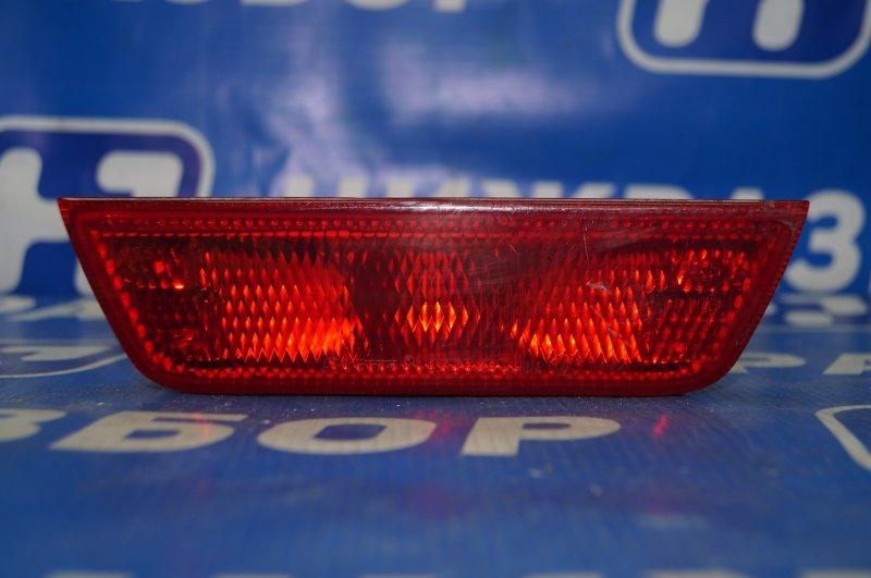 Фонарь противотуманный Nissan Teana L33 2014> задний (б/у)