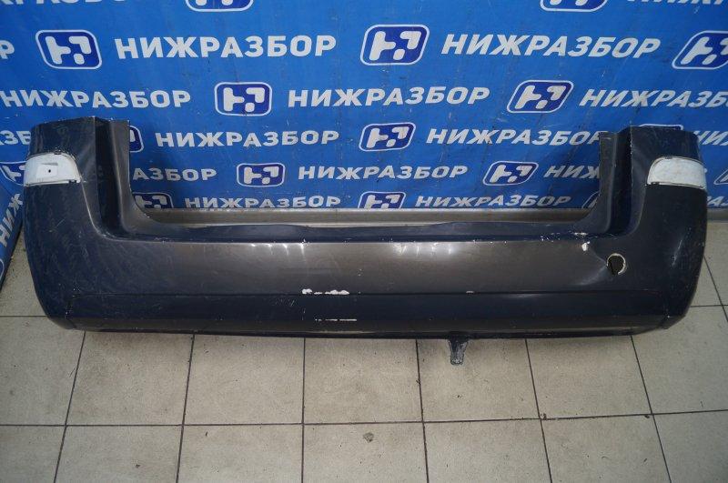 Бампер Opel Zafira B 2008 задний (б/у)