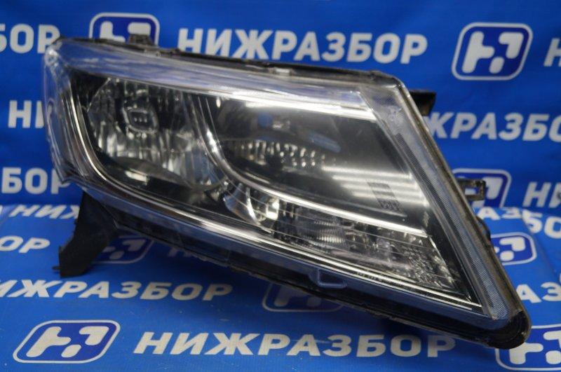 Фара Nissan Pathfinder R52 2014> правая (б/у)